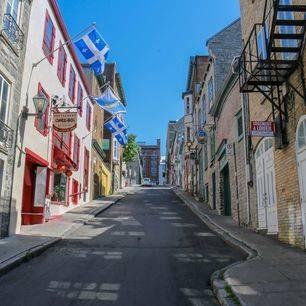Canada-Quebec-Straatje