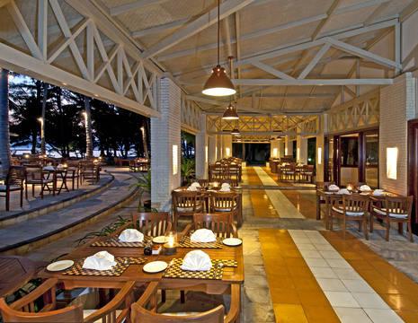 51-Patio Restaurant at Kura Kura Resort