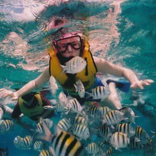 azie-overal-tieners-snorkelen-tussen-vissen