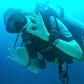 Melany duiken
