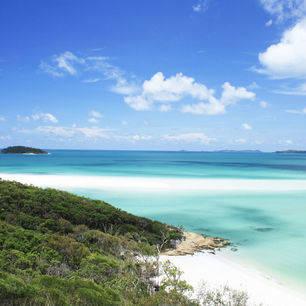 Australie-Whitsundays-Whitehaven beach-uitkijkpunt_1_560100