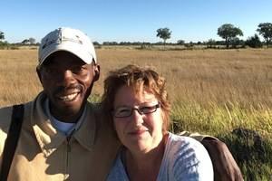 Safari reis Botswana