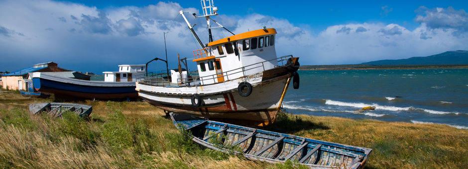 Chili-Puerto-Natales-schepen_1_431182