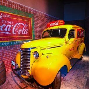 Amerika-Atlanta-Coco-Cola