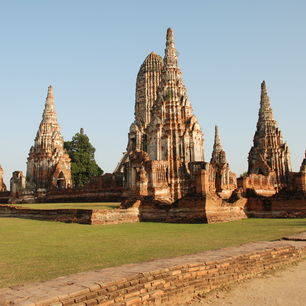 Thailand-Ayutthaya-tempel1