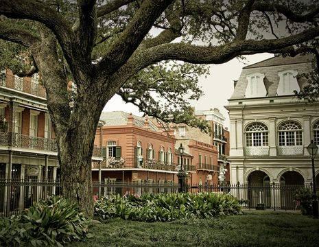 Amerika-New-Orleans-French-Quarter
