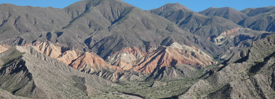 Argentinie-Tilcara-zevenkleurige-berg