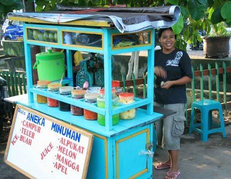 Indonesie-Kalimantan-straatbeeld-stad