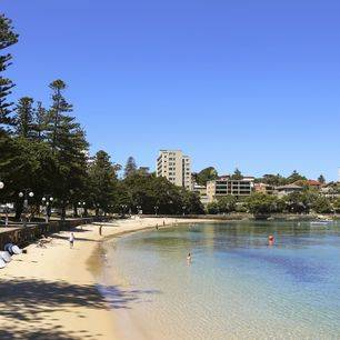 Australie-Sydney-strand