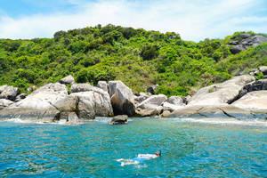 Snorkelen bij Cham Island