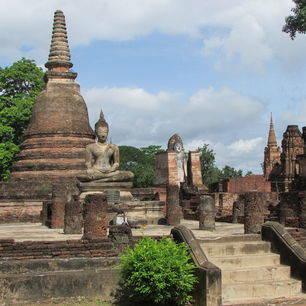 Thailand-Sukothai-Historisch-Park