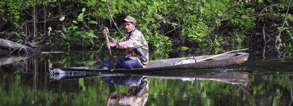 Colombia-Amazone-visser