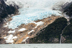 Fjordenboottocht naar gletsjers
