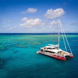 Australie-Cairns-catamaran