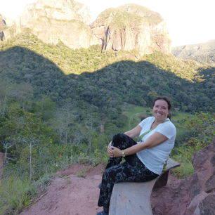 Bolivia-Amboro-National-Park-rusten-met-uitzicht