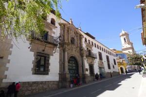 Bolivia-Potosi-Koloniale-Gebouwen