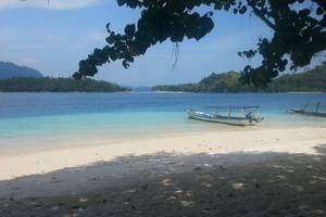 Padang: Eilandjes voor de kust