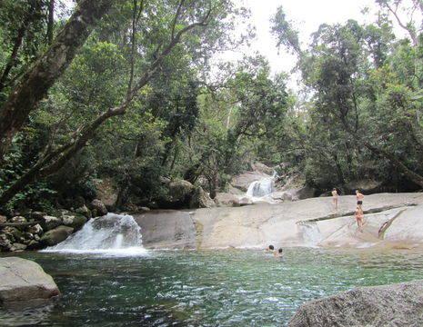 Australie-Atherton-Tablelands-Josephine-Falls