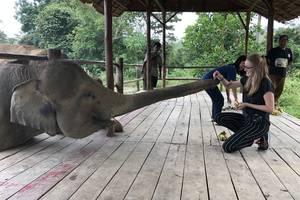 Sipirok: Bezoek aan Barumun Nagari Wildlife Sanctuary