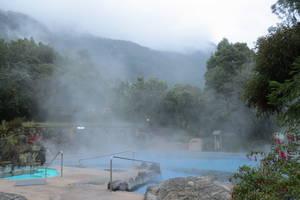 Papallacta thermale baden