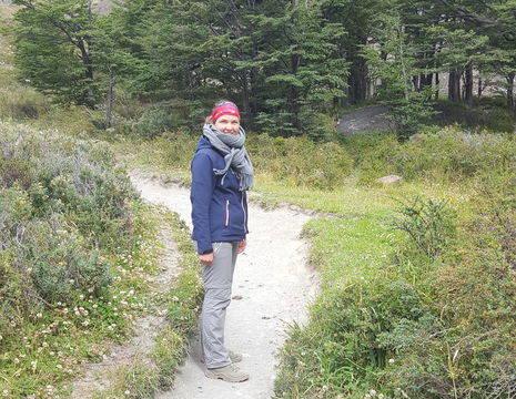 Chili-Torres-del-Paine-W-Trekking-Medewerkster-Eva-1