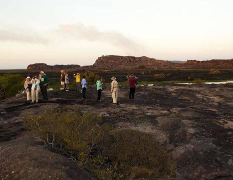 Australie-Kakadu-uitgestrekte-landschap