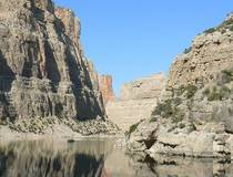 Bighorn Canyon boottochtje