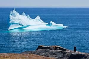 IJsbergen spotten per zodiac