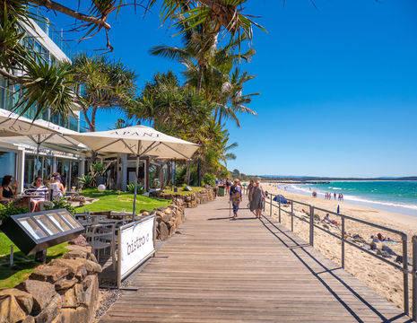 Australie-Noosa-boulevard-strand_1_576259