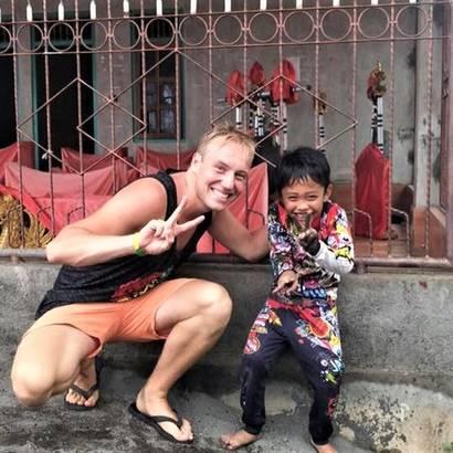 Peace op Java, Indonesië