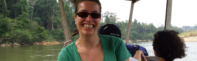 Varen door de jungle van Taman Negara in Maleisie