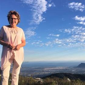 Tafelberg, Kaapstad in Zuid-Afrika