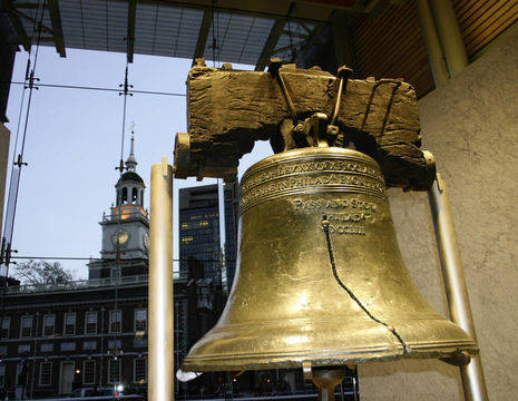 Amerika-Philadelphia-Liberty-Bell_2_507040