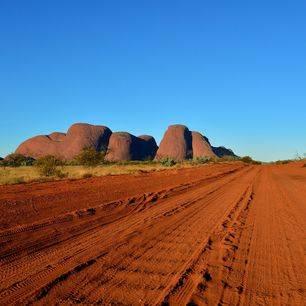 Australie-Kata-Tjuta-rotsformatie