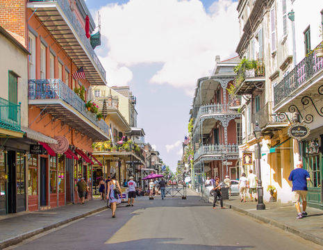 Amerika-New-Orleans-Royal-Street
