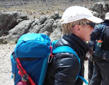Tanzania-Kilimanjaro-Gonne