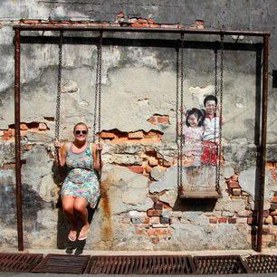 Maleisië-Penang-Georgetown-streetart