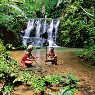 Iban-waterval