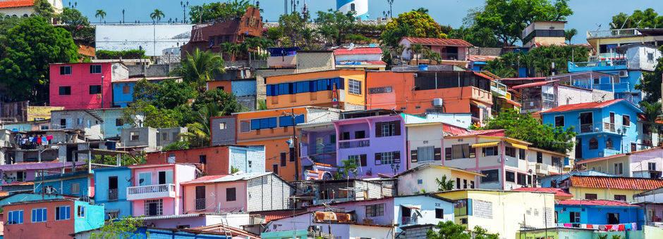 Guayaquil-kleurrijk
