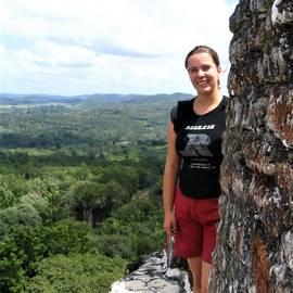 Eva in Belize