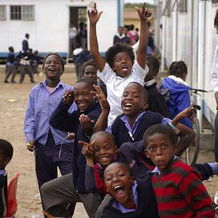 Zuid-Afrika-Tuinroute-mensen