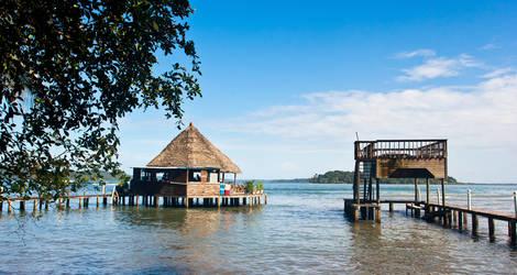 Panama-Bocas-del-Toro-Careneros-eiland1