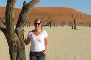 Noortje - Thailand & Namibië