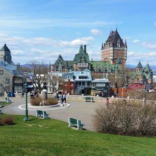 Canada-Quebec-Chateau-Frontenac