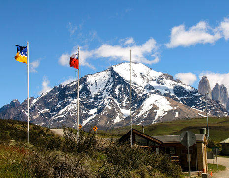 Chili-Torres-del-Paine-NP-ingang