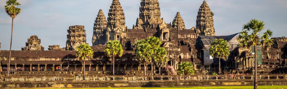 De Telegraaf op reis door Cambodja met Van Verre