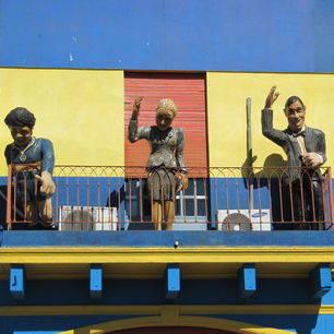 Argentinie-Buenos-Aires-La-Boca-huisjes