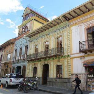 Ecuador-Cuenca-oude-centrum