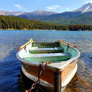 Canada-Jasper-Maligne-Lake