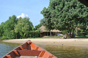 Boottocht Kampong Bye rivier